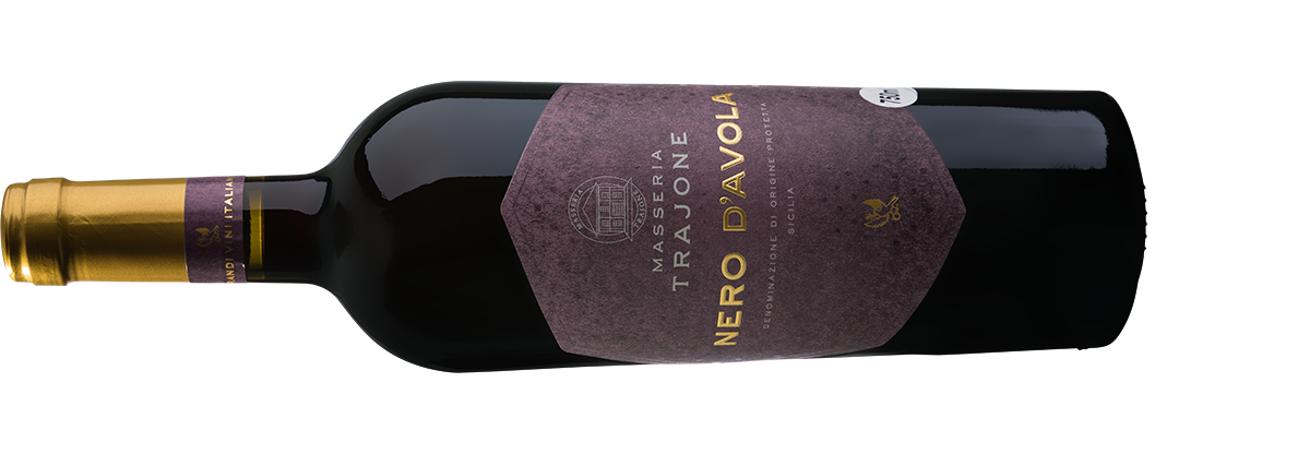 Masseria Trajone Sicilia DOP Nero d'Avola 2017