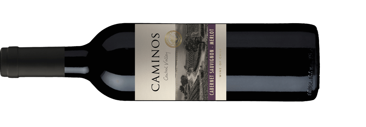 Caminos Cabernet Sauvignon/Merlot 2017