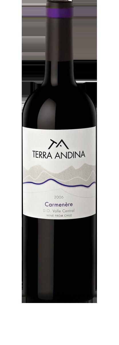 Terra Andina Carmenère 2014