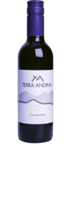 Terra Andina Carmenère 2017  - meia gfa - Terra Andina