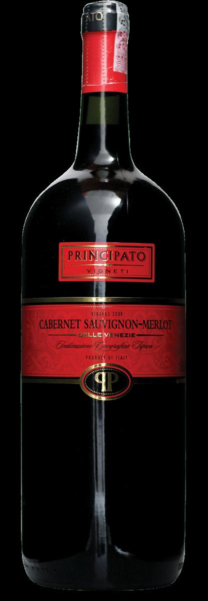 Principato Cabernet/Merlot delle Venezie 2009  - Magnum