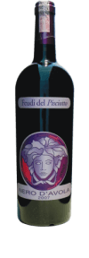 Feudi del Pisciotto Versace Nero d'Avola 2010  - Feudi del Pisciotto
