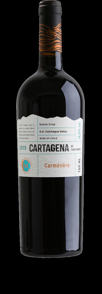 Cartagena Carmenère 2015