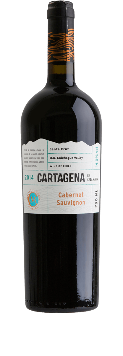 Cartagena Cabernet Sauvignon 2014