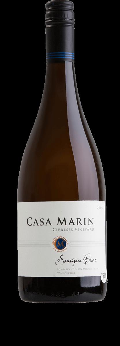 Casa Marin Sauvignon Blanc Cipreses 2017